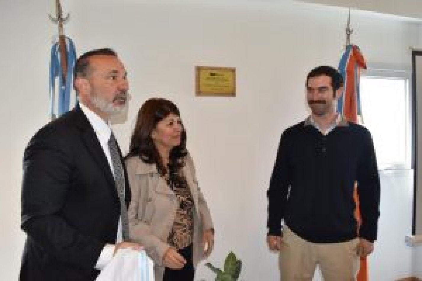 Inauguración Sede Asociación Magistrados y Funcionarios