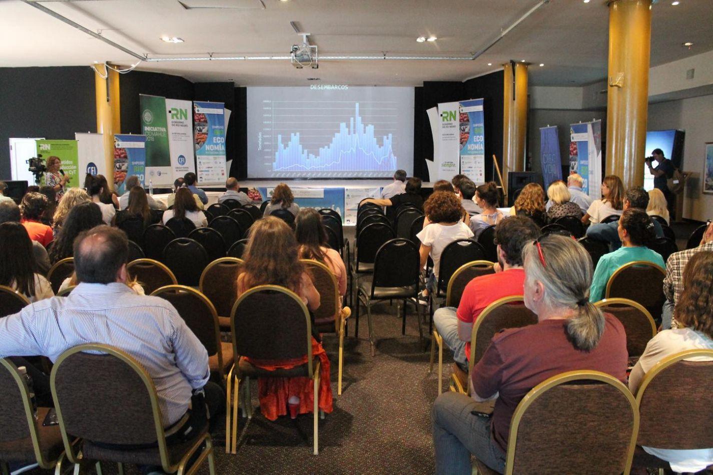 Funcionarios de la provincia disertaron en el evento realizado en Las Grutas, Río Negro los días 28 y 29 de noviembre.