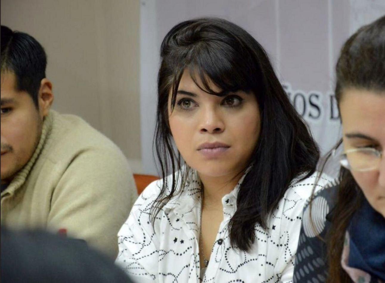 Concejal María Eugenia Duré.
