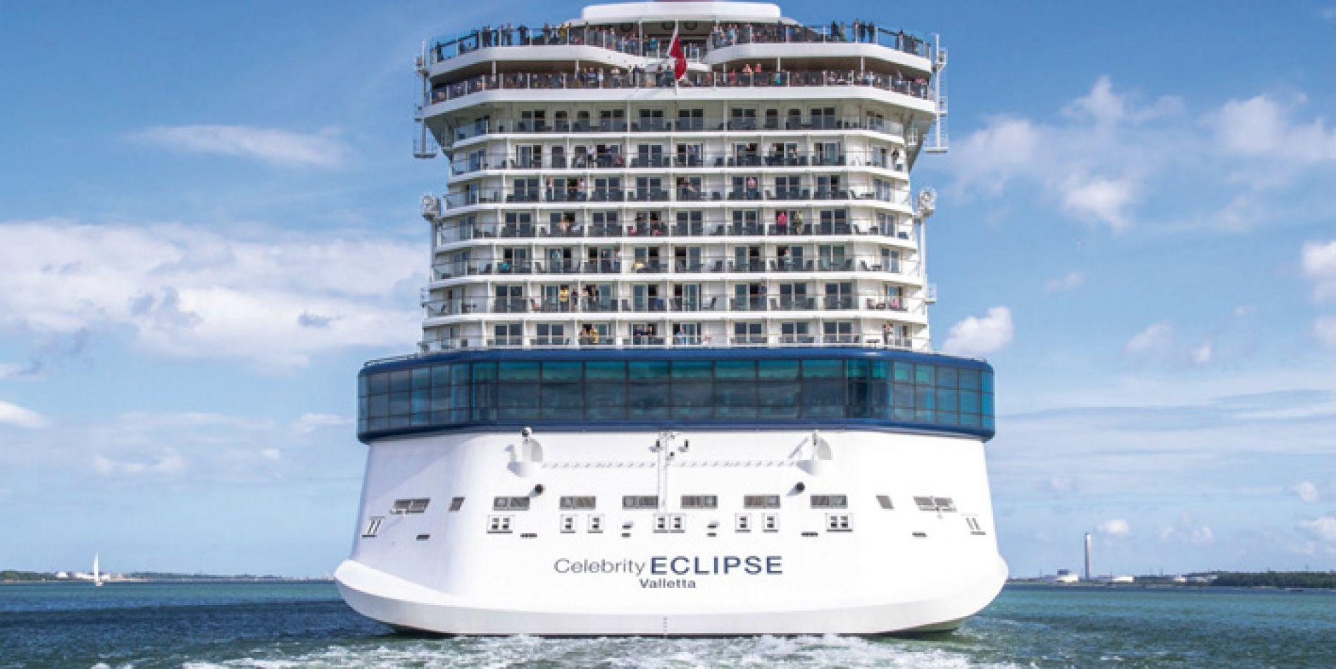 Crucero Celebrity Eclipse