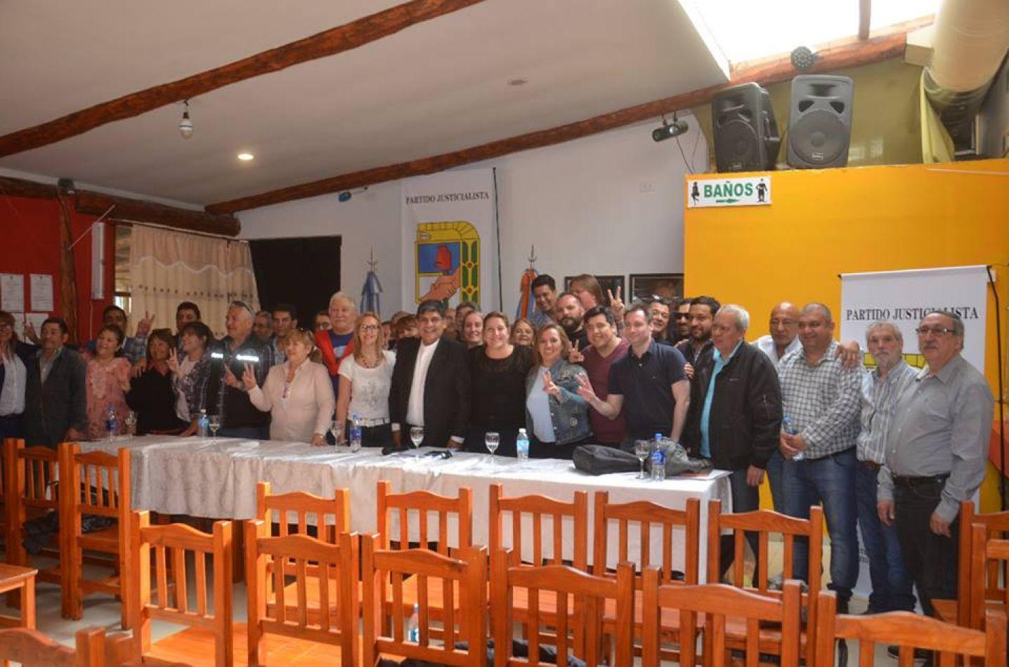 El Partido Justicialista realizó su Congreso Provincial