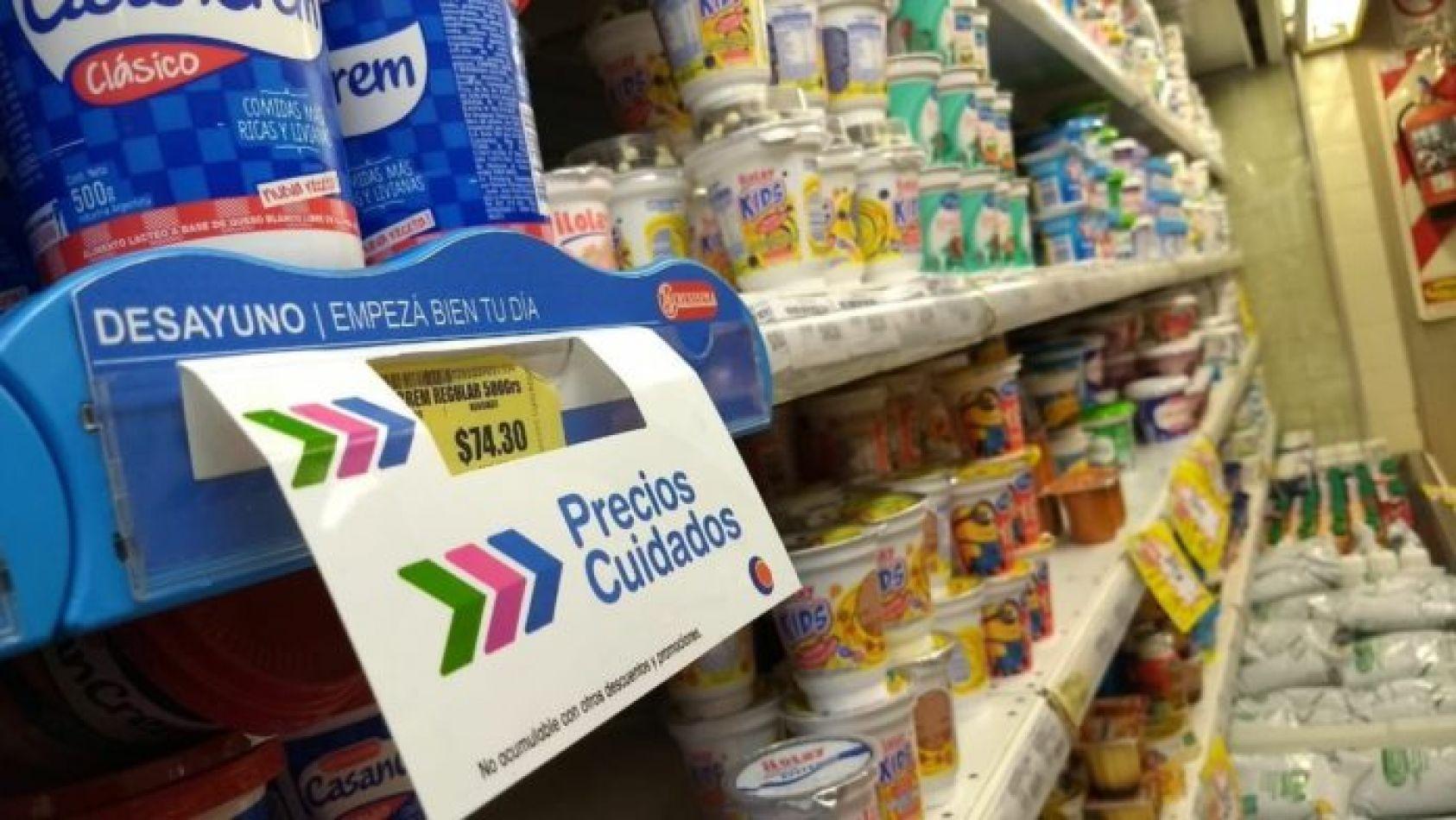 Extienden precios cuidados hasta mayo