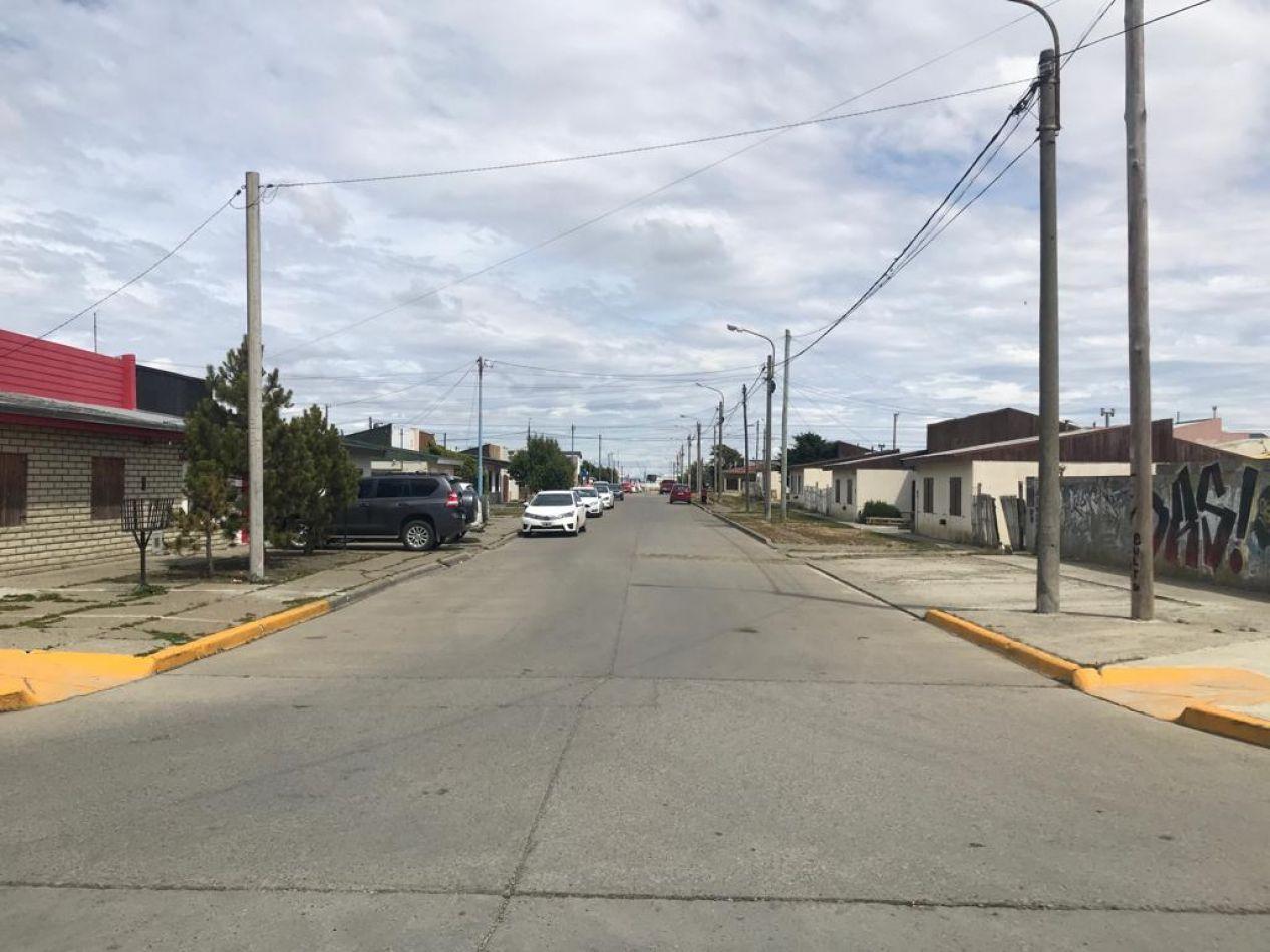 Cambio de circulación de calles en el barrio Mutual