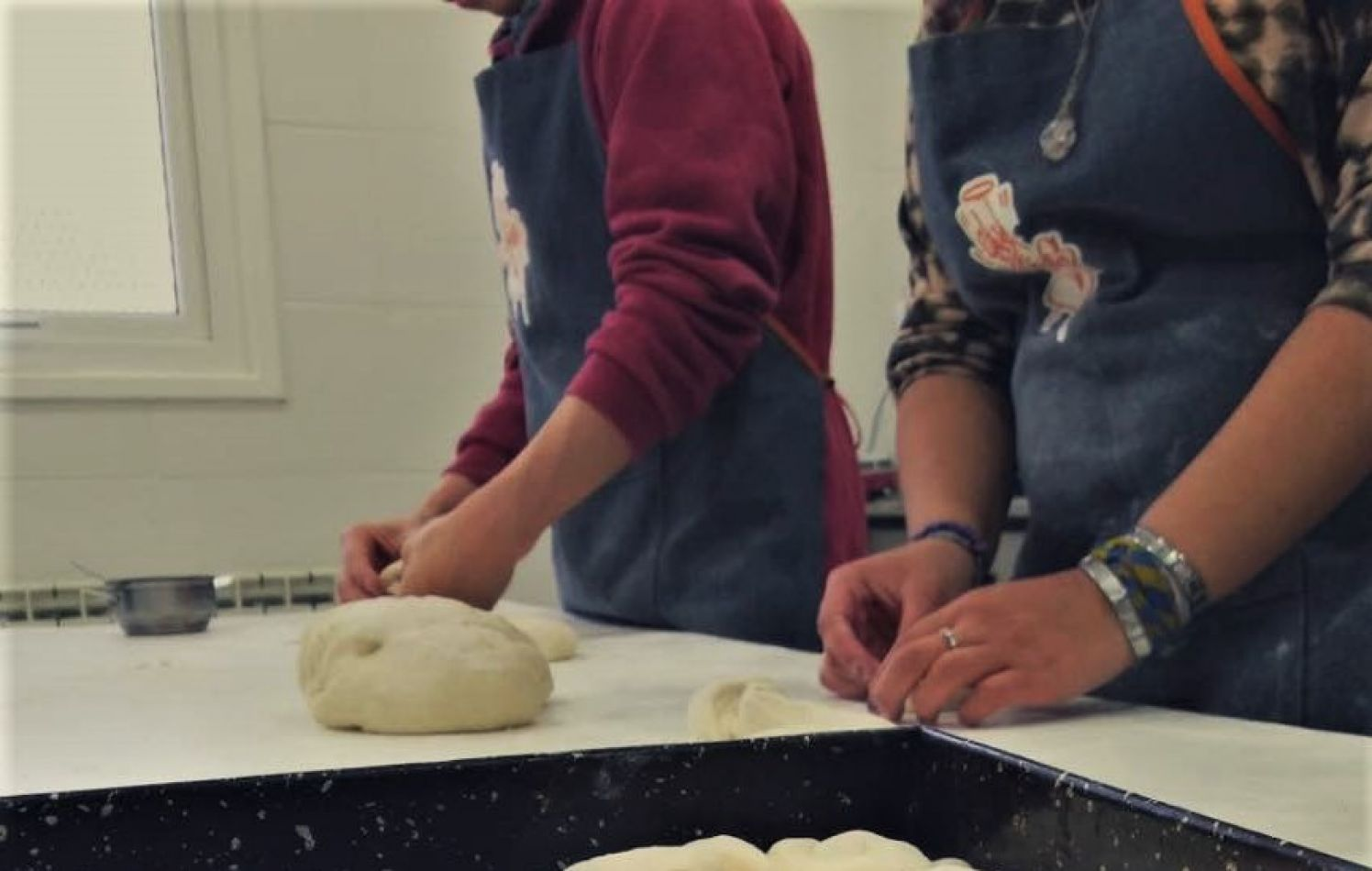 Cocina Recreativa en la Casa de Jóvenes