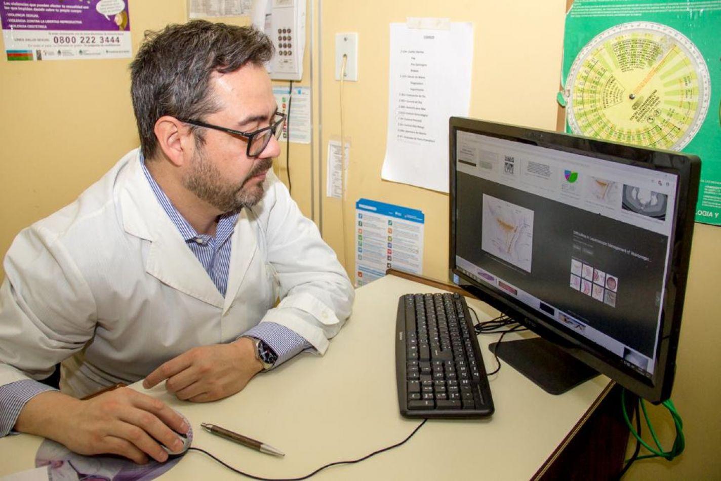 """Se realizó por primera vez en el Hospital Regional Ushuaia una """"Operación de FUETH"""""""