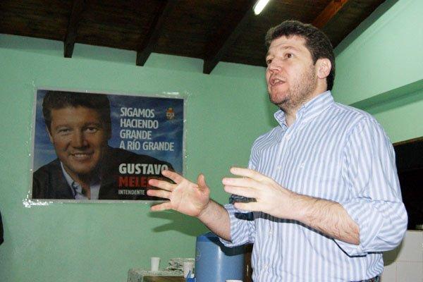 Gustavo Melella rechazó la denuncia en su contra.