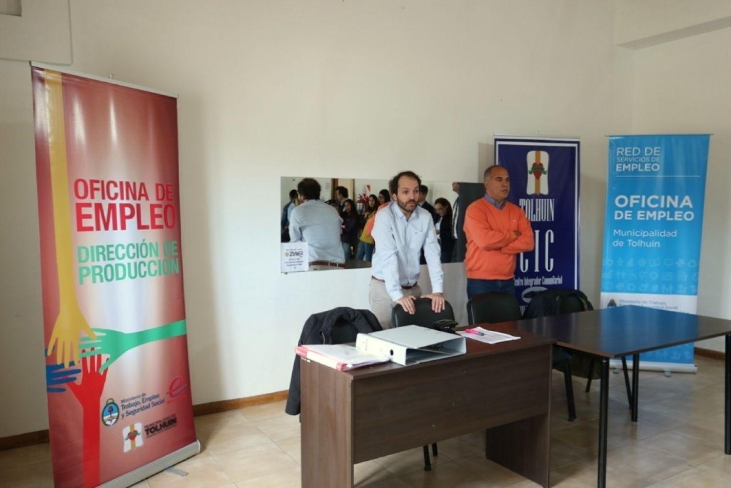 Jóvenes de Tolhuin participaron de 2º Jornada del Club Empleo Joven