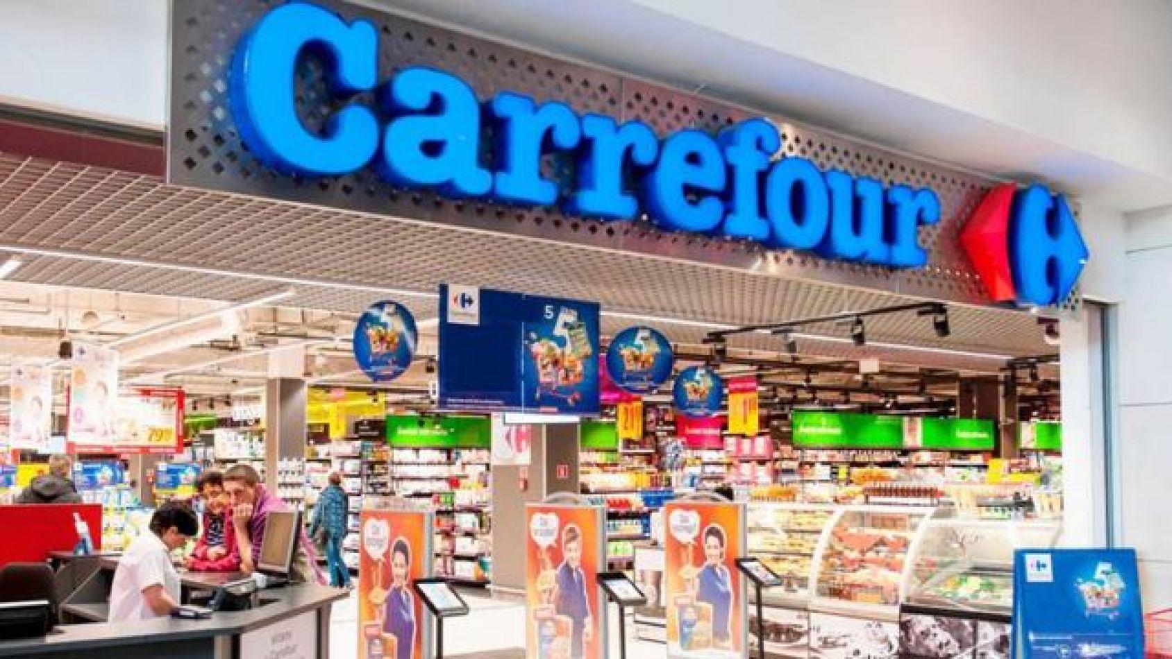 Versión Amazon Go de Carrefour