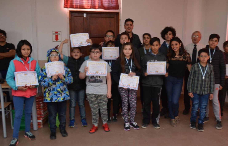 Culminó torneo de Ajedrez Juvenil de Verano