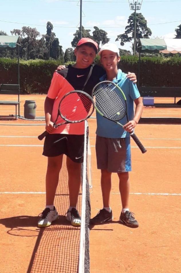 Jóven tenista fueguino