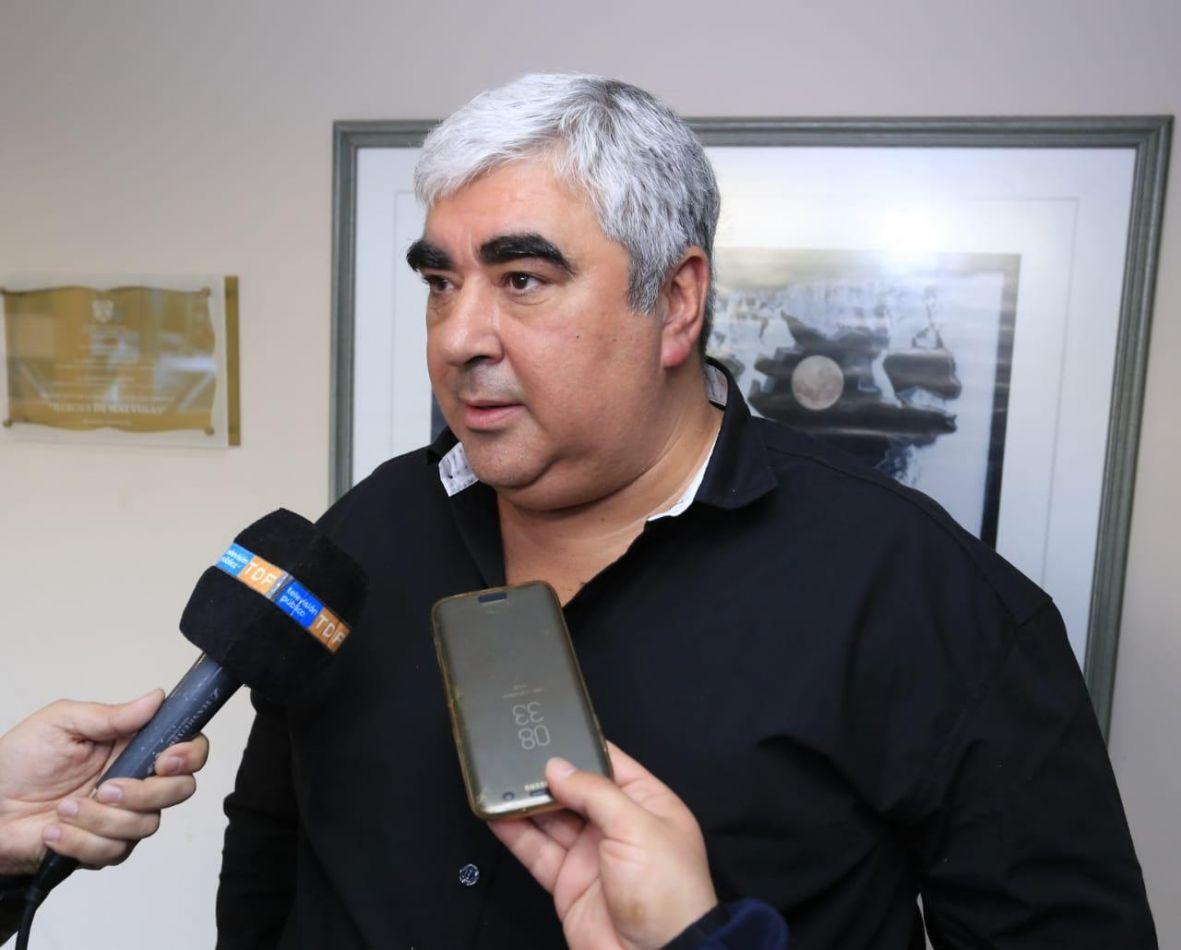 Omar Nogar fue electo en la Comisión de Asuntos Técnicos