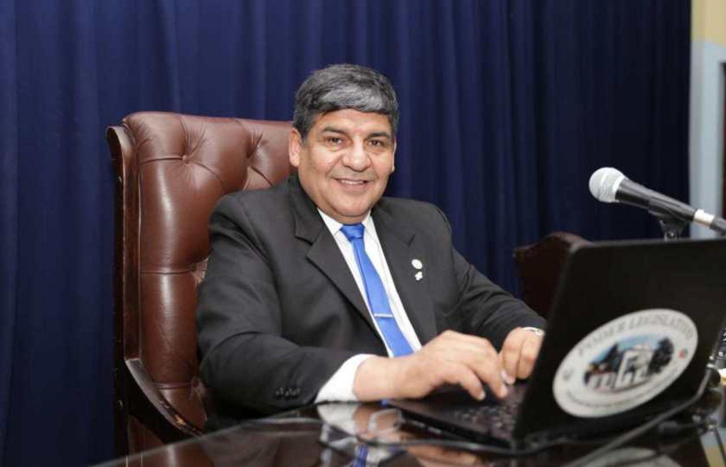 Vicegobernador, Juan Carlos Arcando.