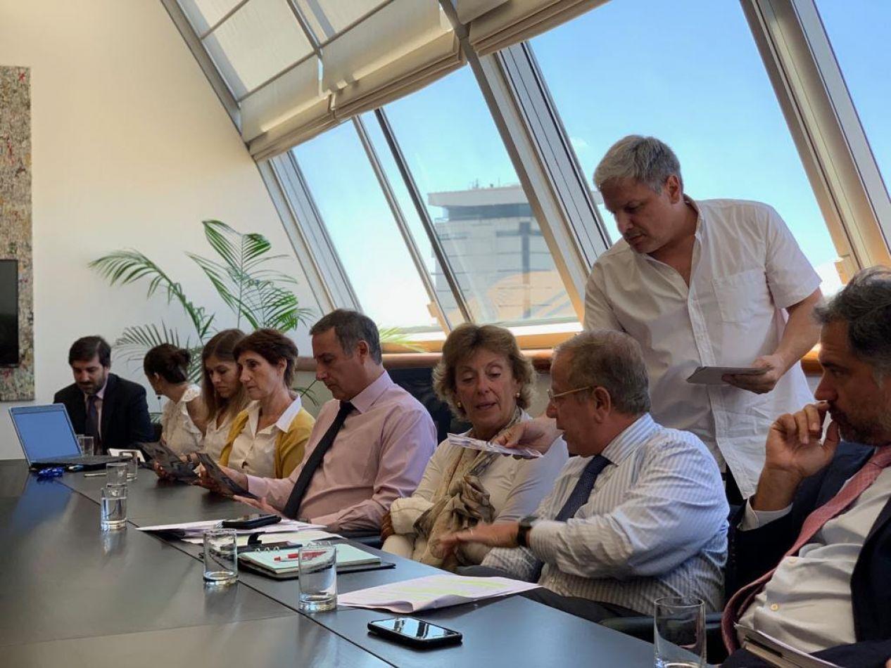 La provincia presentó proyecto de Ley Malvinas en el marco de la reunión del Consejo Federal Pesquero