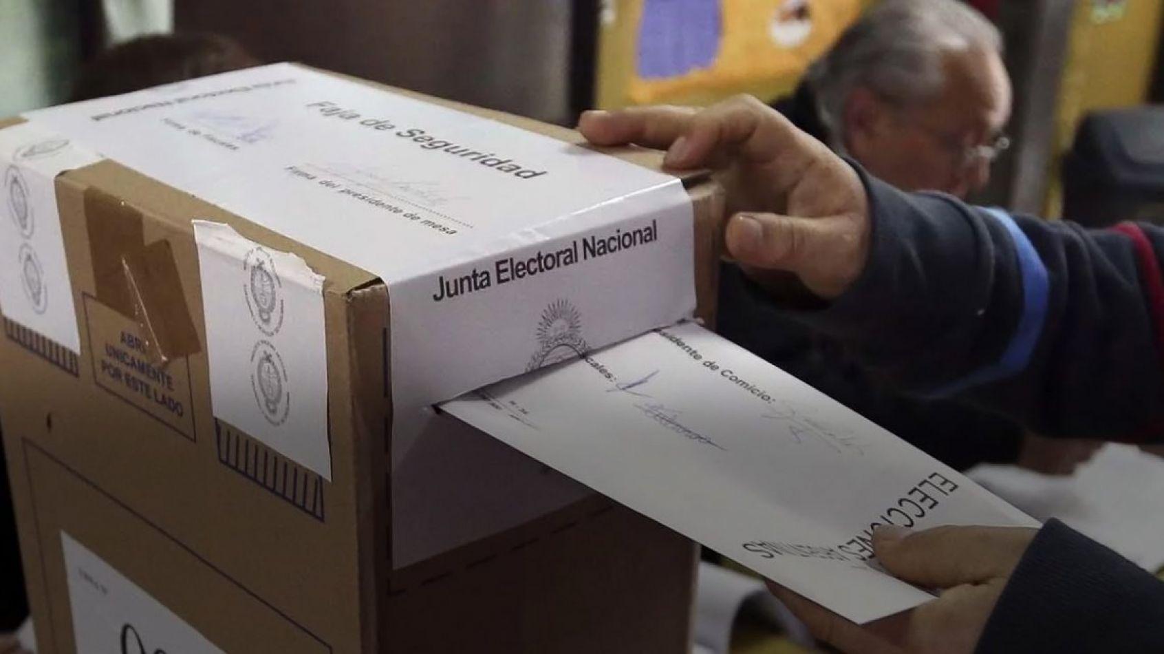 Dieron a conocer el cronograma electoral para la provincia
