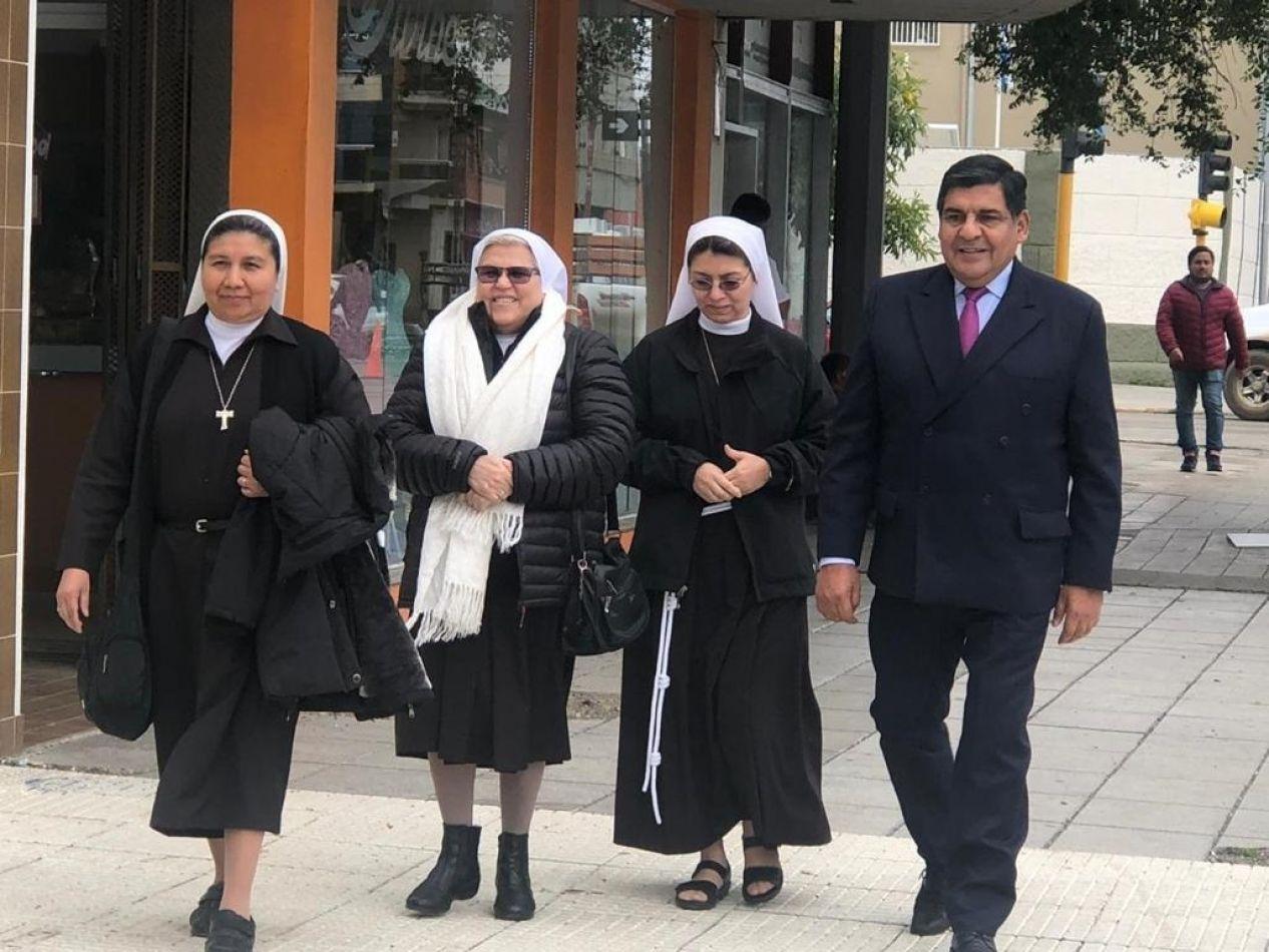 Arcando saludó la nueva designación del obispo de Santa Cruz y Tierra del Fuego