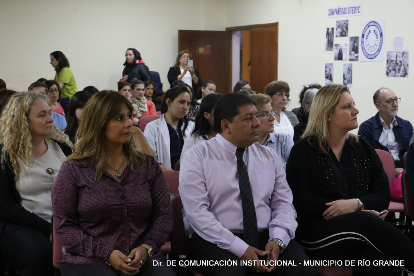 El municipio realizó la 1°Jornada de Neuropediatría