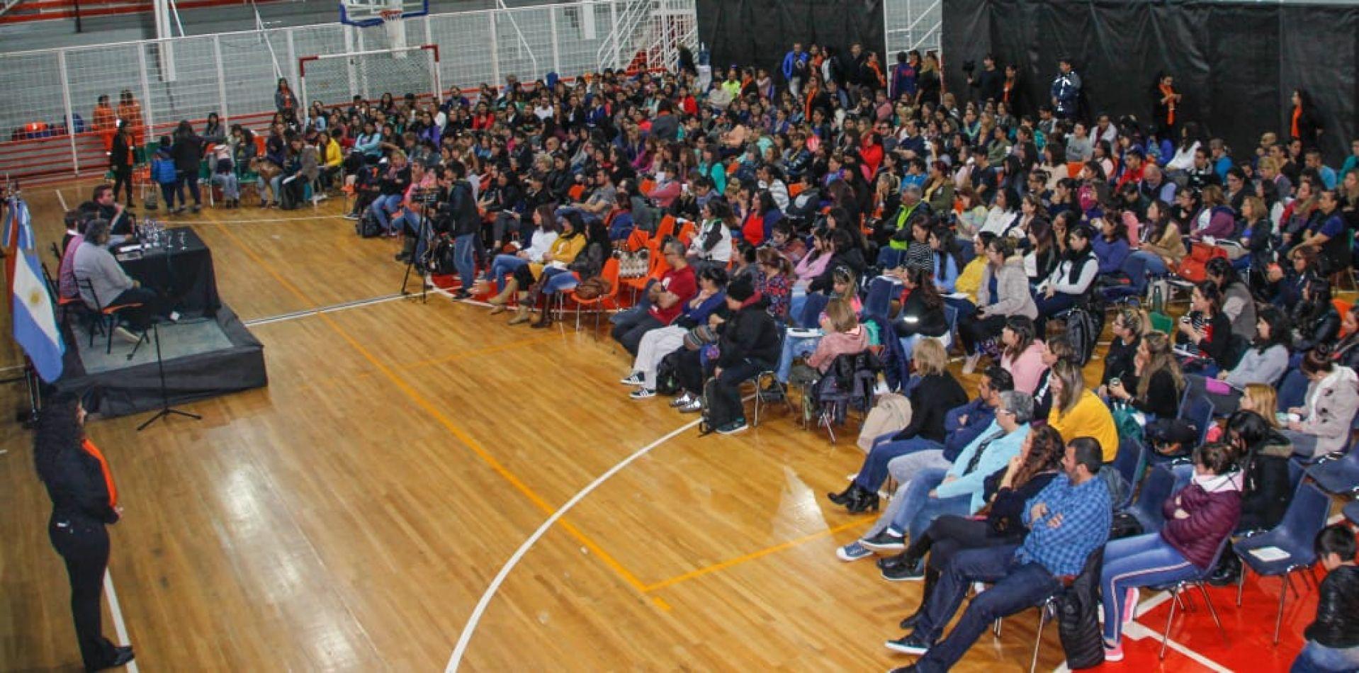 Segundo Congreso Internacional de Educación e Inclusión desde el Sur que organiza el Municipio de Río Grande