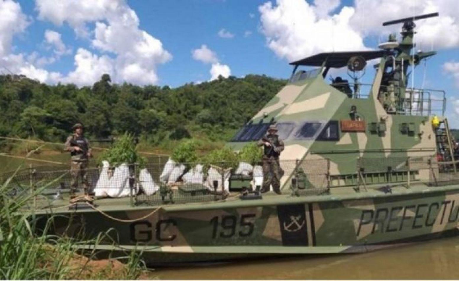 Hallan una plantación de marihuana de más de $7.4 millones en un predio del Ejército