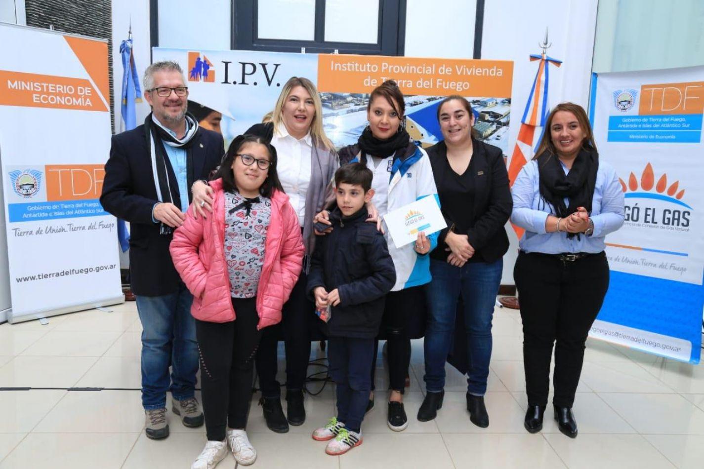 """600 familias fueguinas han sido beneficiadas por el programa """"Llegó el Gas"""""""