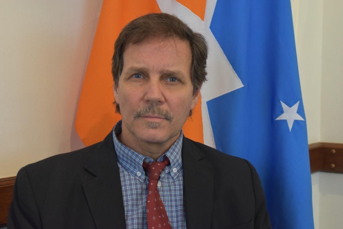 Juez de Primera Instancia Electoral de la Provincia de Tierra del Fuego, Antártida e Islas del Atlántico Sur, Doctor Isidoro Aramburu