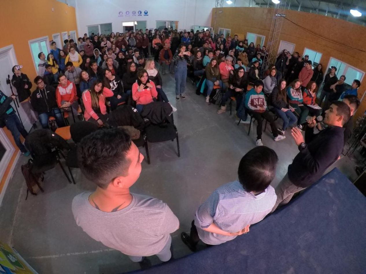 Más de mil jóvenes de todos los colegios participarán de las Olimpíadas Municipales