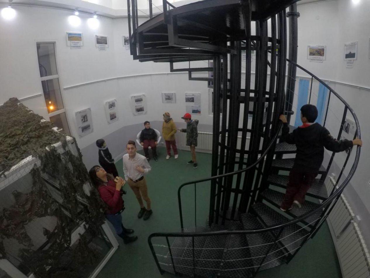 Este fín de semana largo se podrá visitar la  muestra fotográfica en la torre de agua