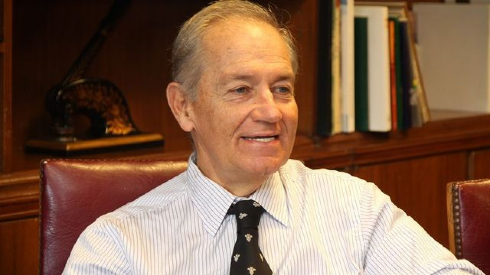 Julián Patricio Rooney, ex CEO de la minera La Alumbrera