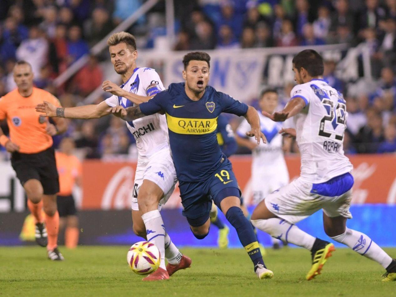 El Xeneize igualó este domingo por la noche, 0 a 0, ante el Fortín por el partido de ida de los cuartos de final.