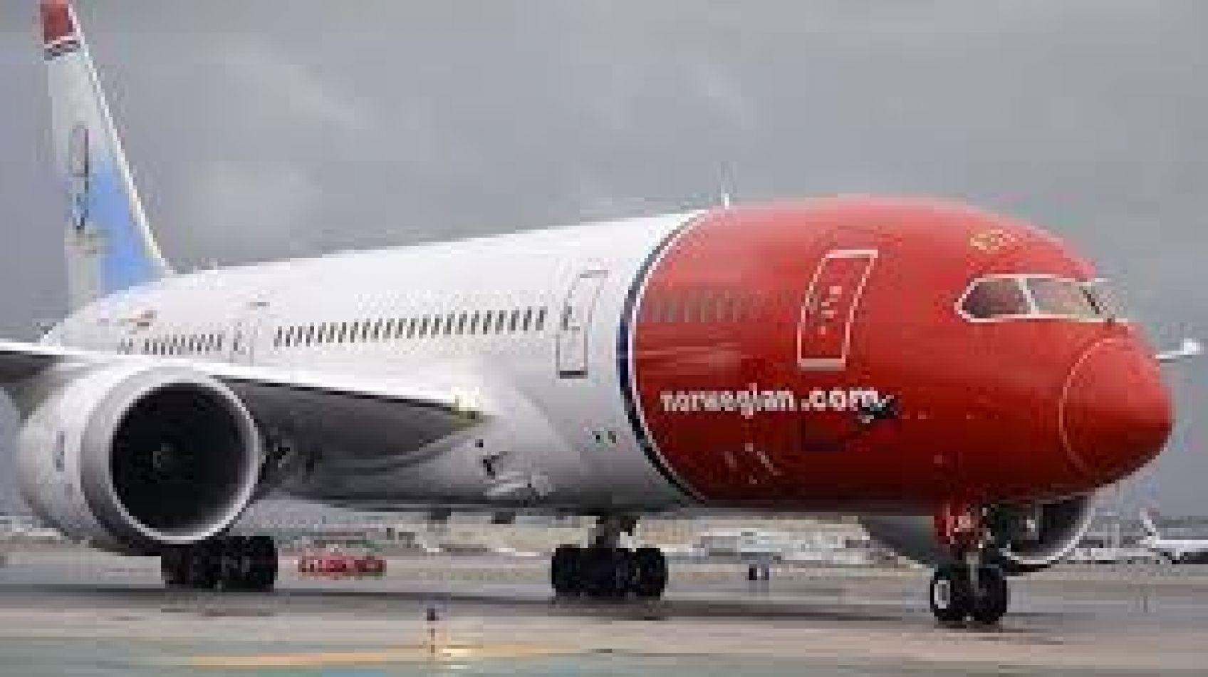 Compañía Norwegian unirá Buenos Aires con Ushuaia.