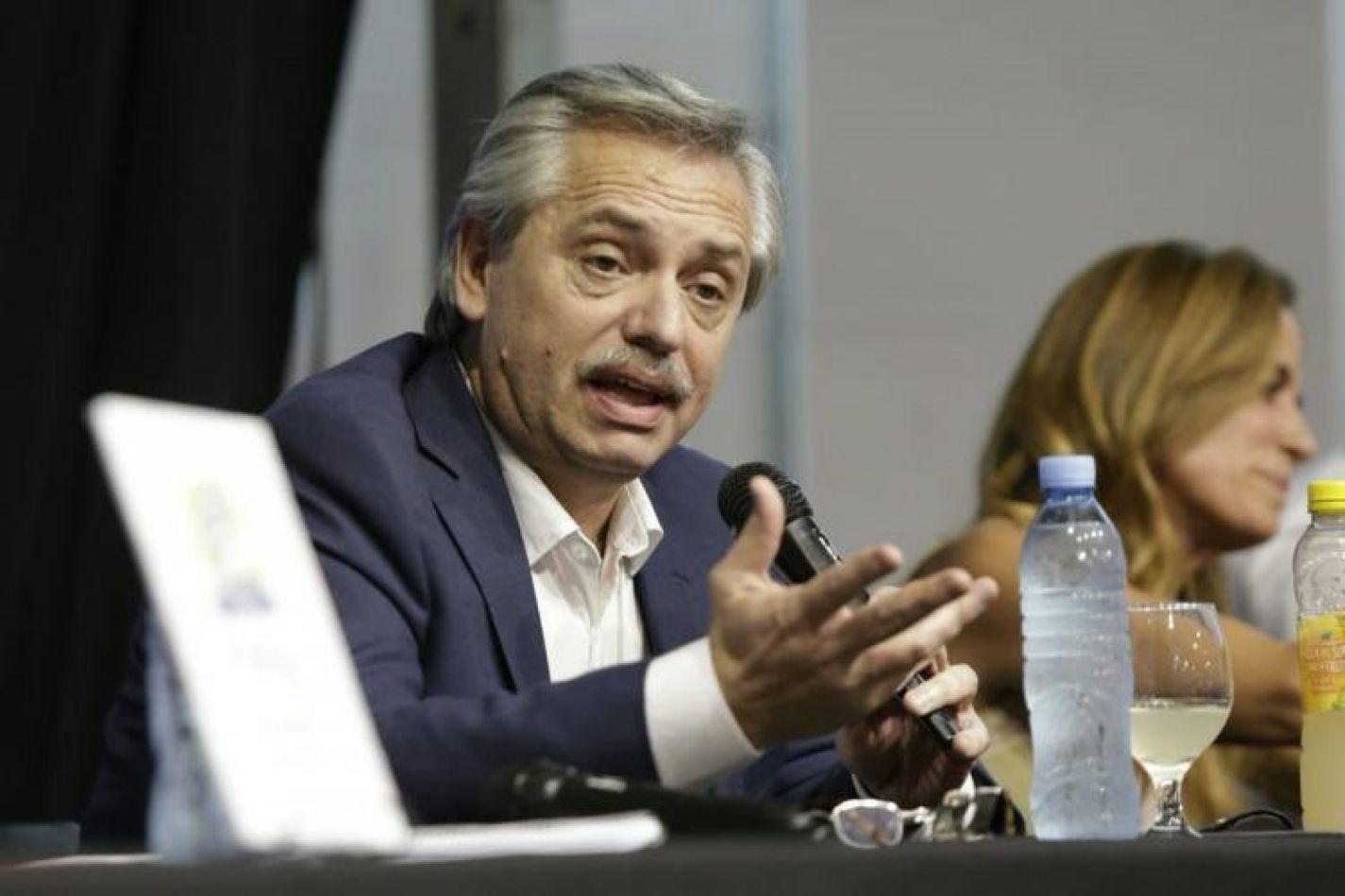 Alberto Fernandez