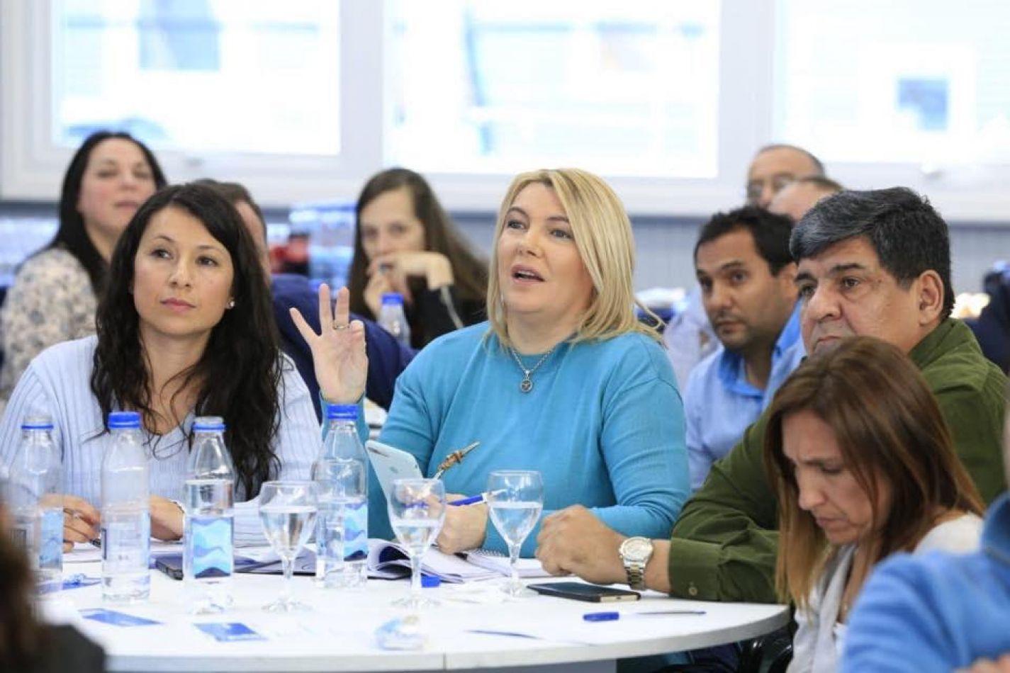 Encuentro realizado en Río Grande este domingo