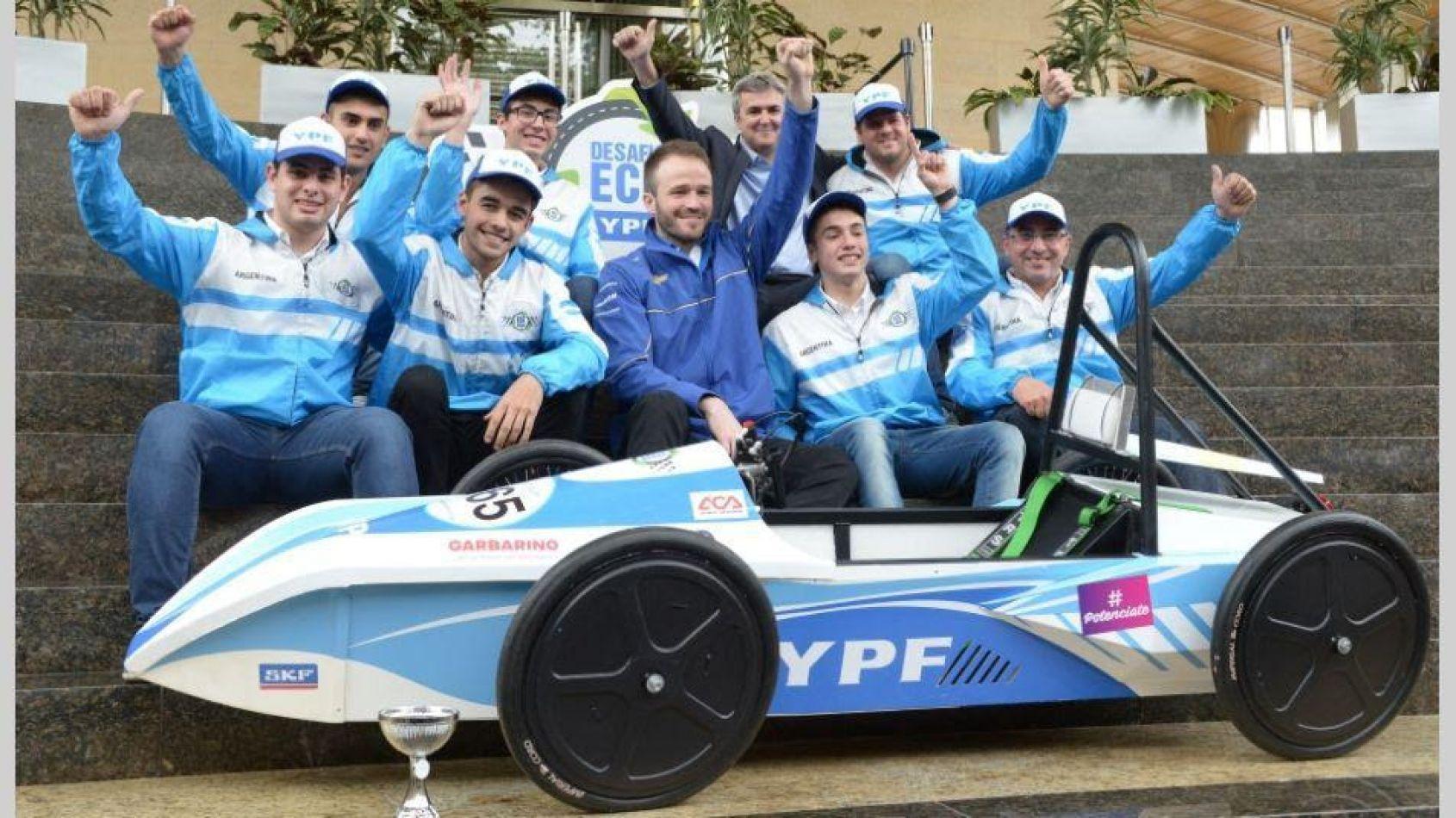 Desafío Eco YPF