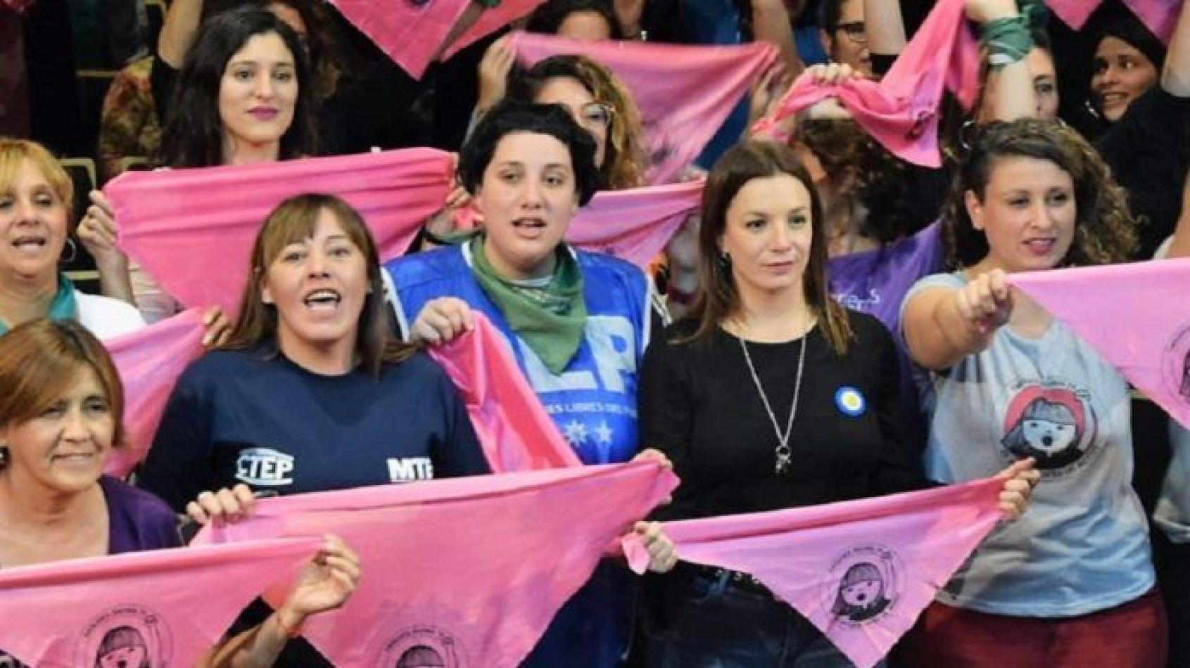 Se presentó la ley de Emergencia Nacional en violencia de género