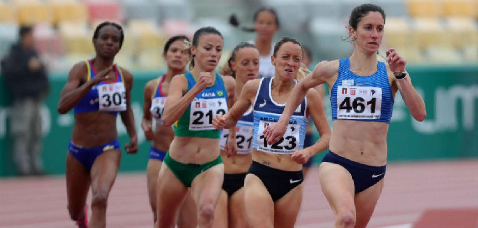 Atletísmo argentino de oro