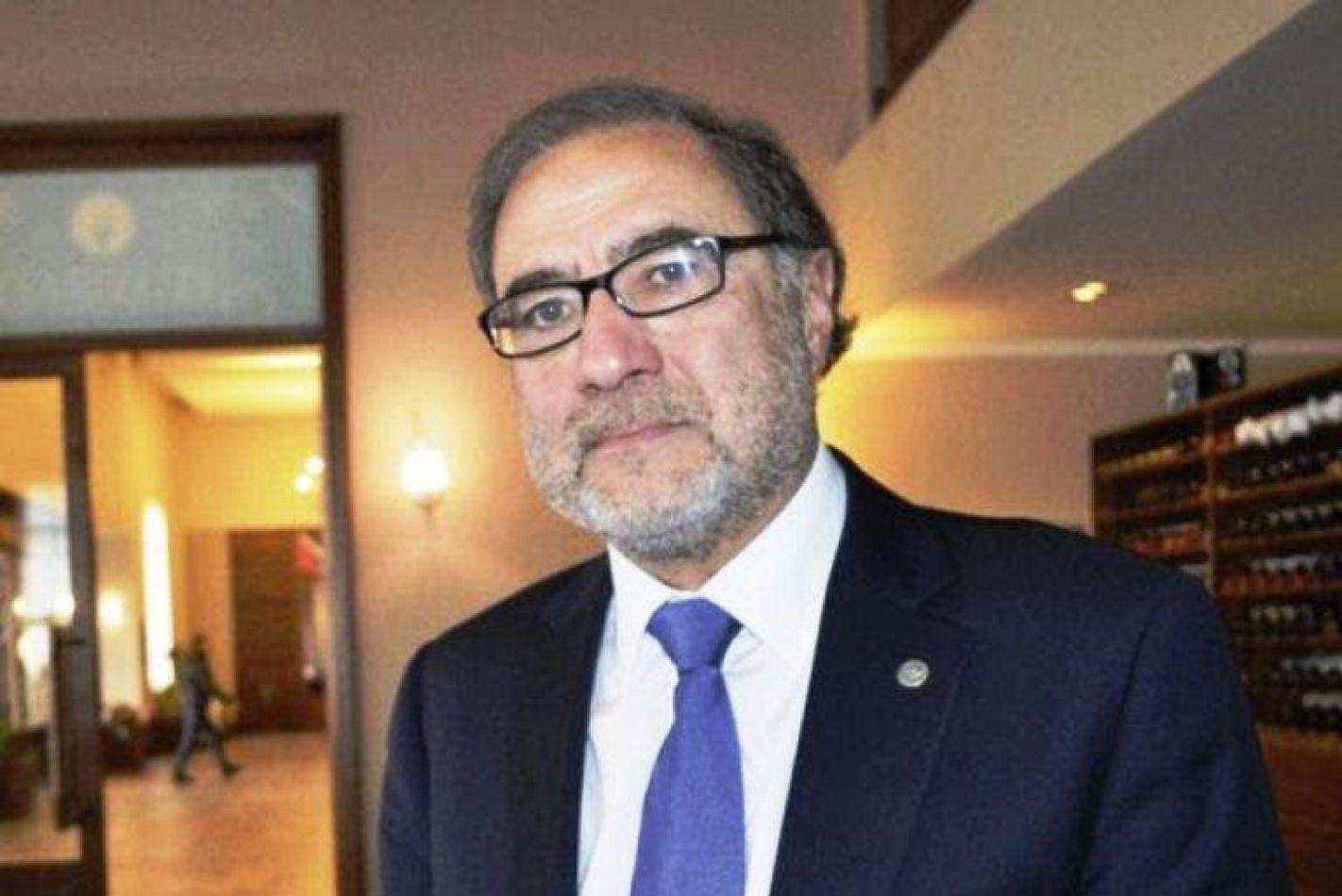 Representación Oficial para la Cuestión Malvinas, Jorge Argüello
