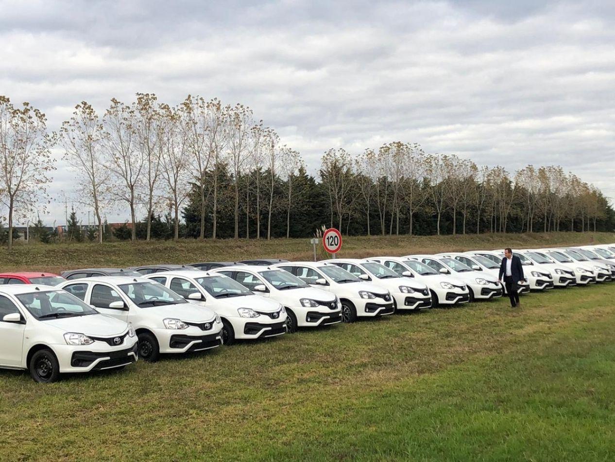 La provincia adquirió nuevos móviles policiales