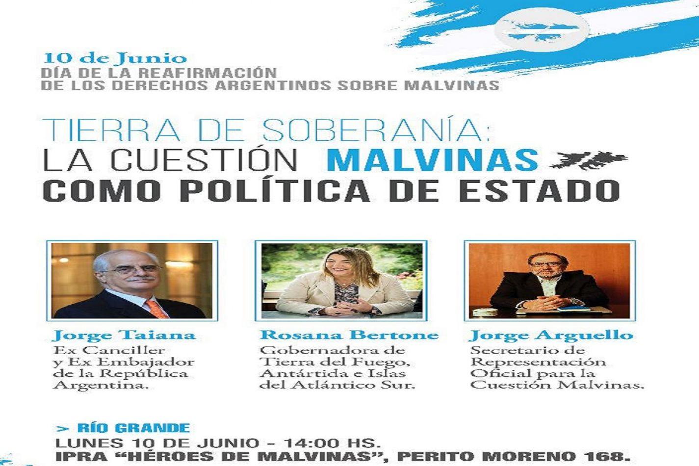 La Cuestión Malvinas como Política de Estado