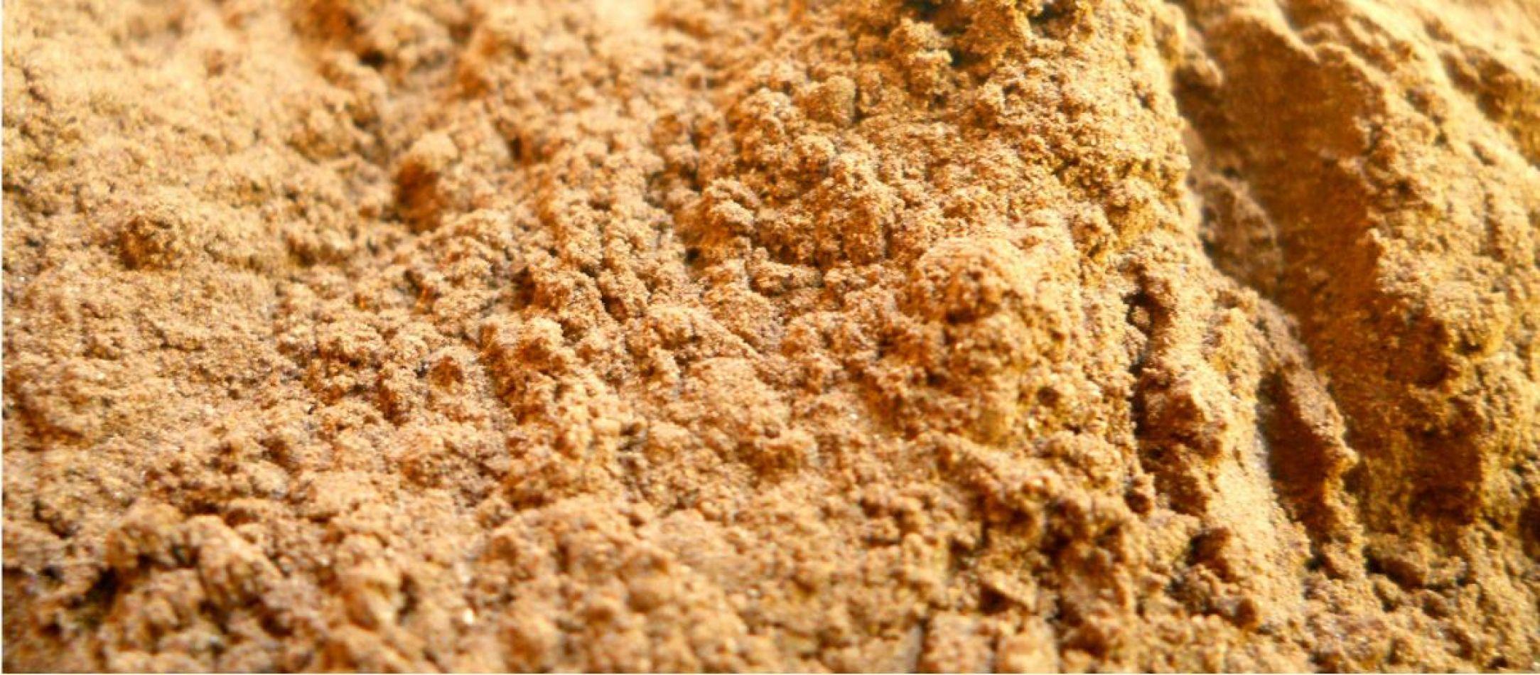 La harina de algarroba es 100% libre de gluten y de alto valor nutricional