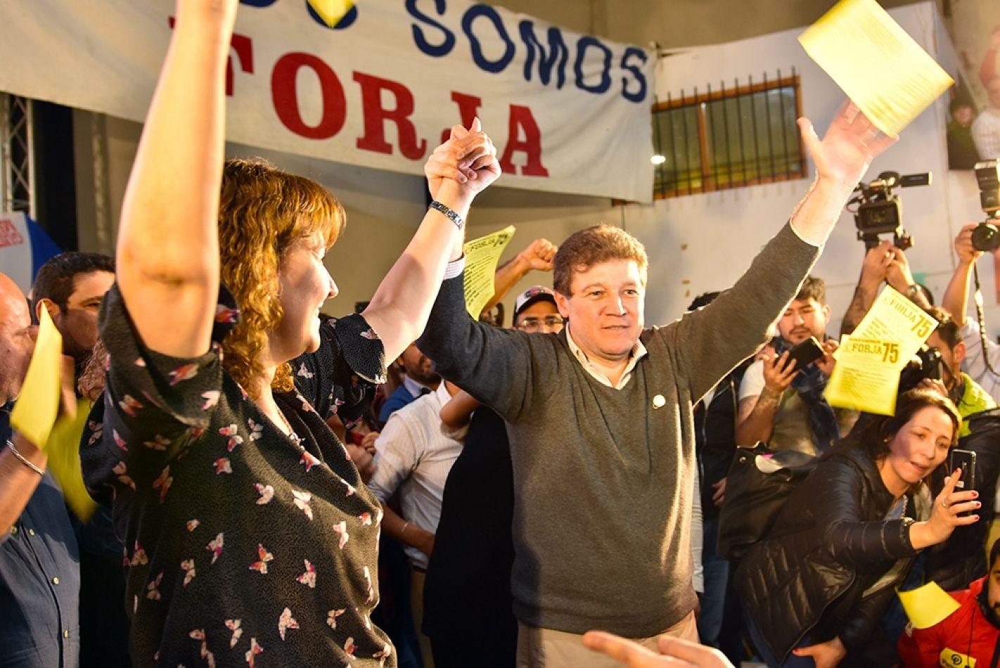 Gustavo Melella se transformó ayer en el nuevo gobernador electo de la Provincia.