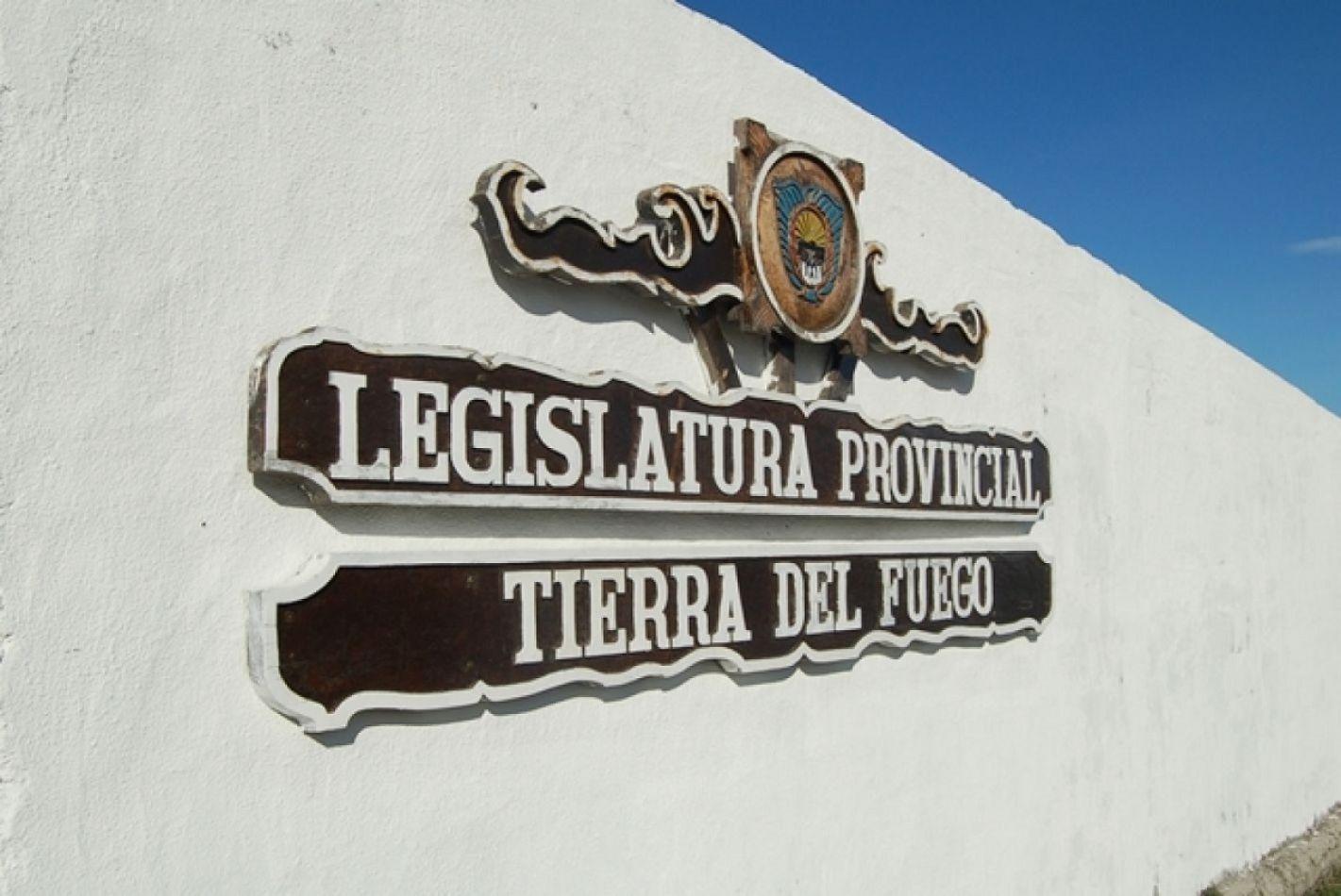 Legislatura: Nueva composición