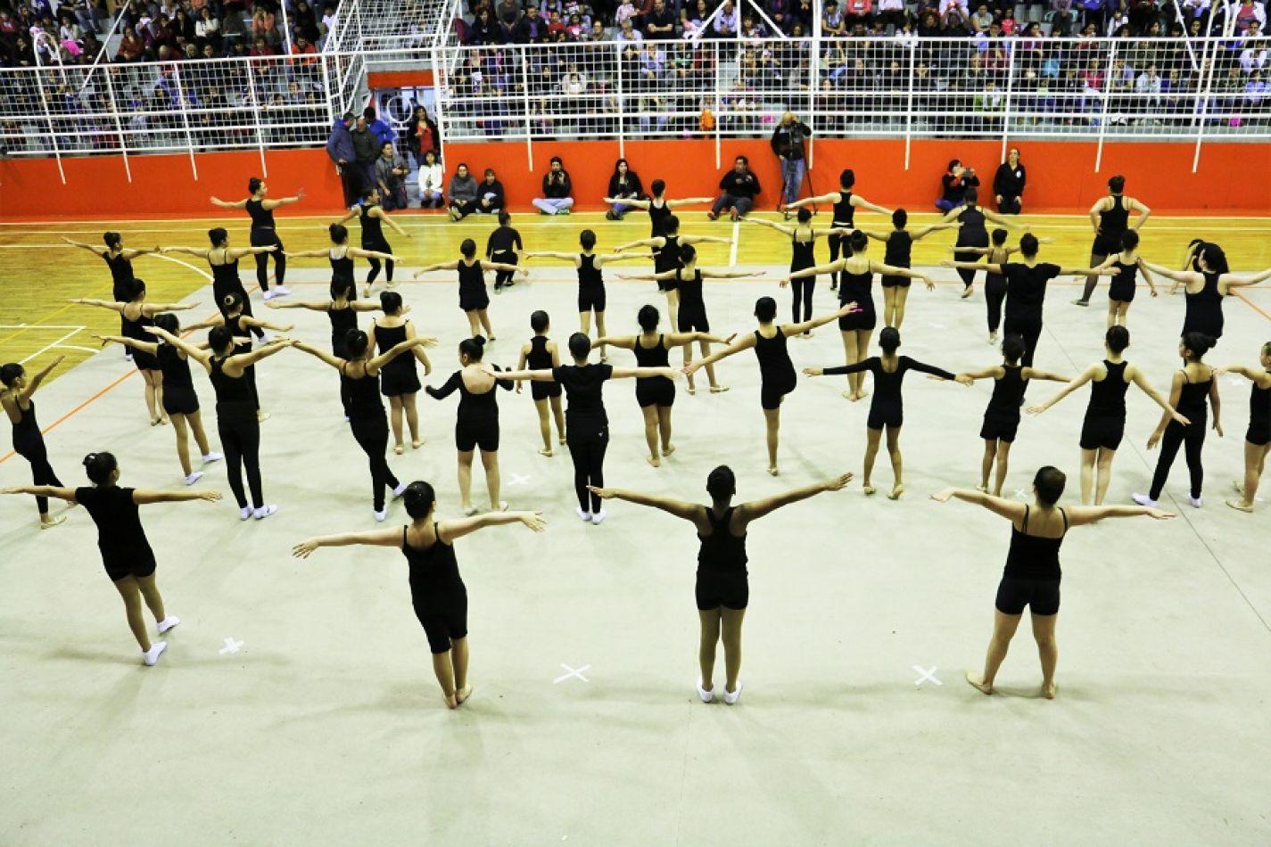 Municipio ultima detalles para el primer torneo de Gimnasia Ritmica