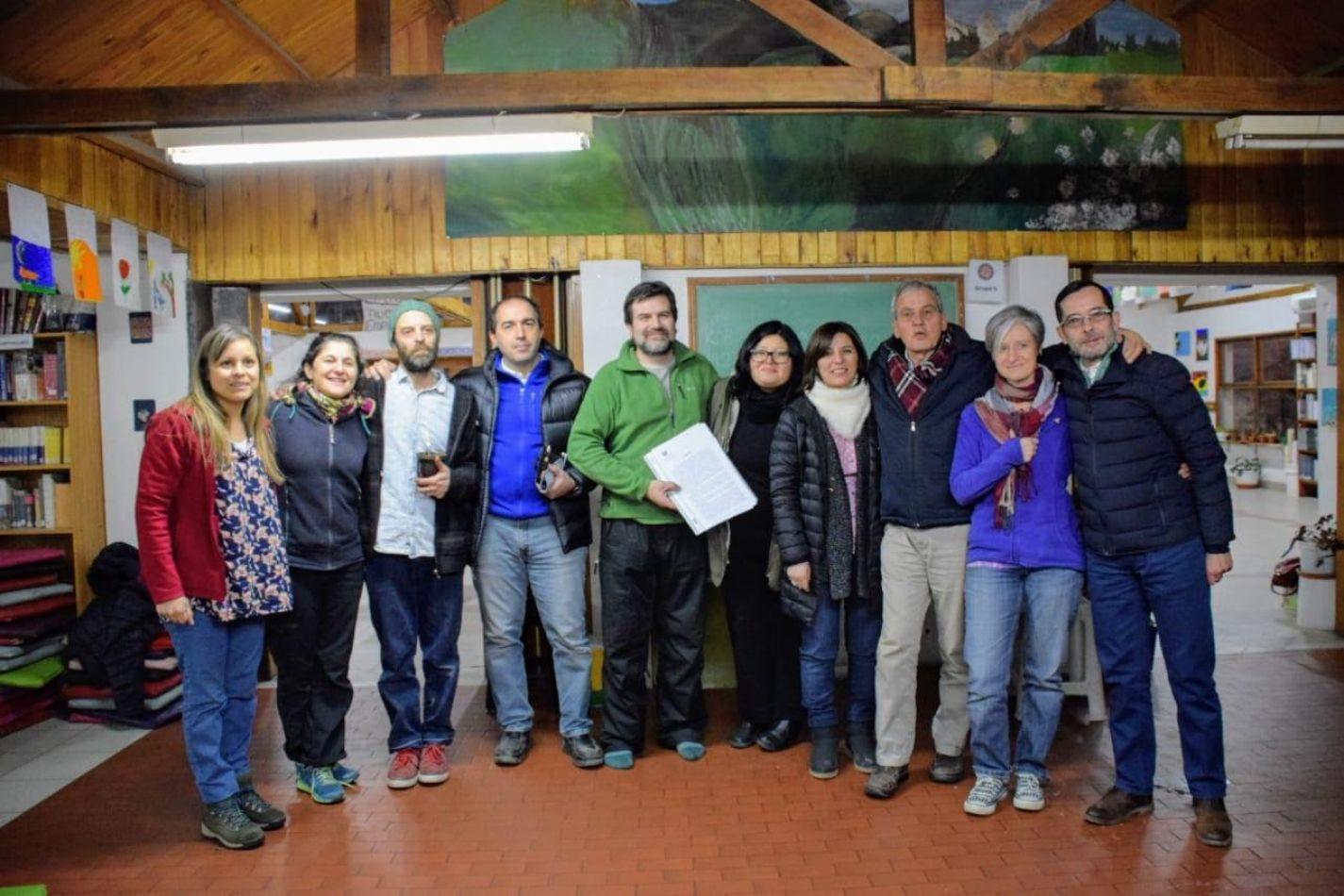 Gobienro provincial afectó predio de 5200 metros cuadrados