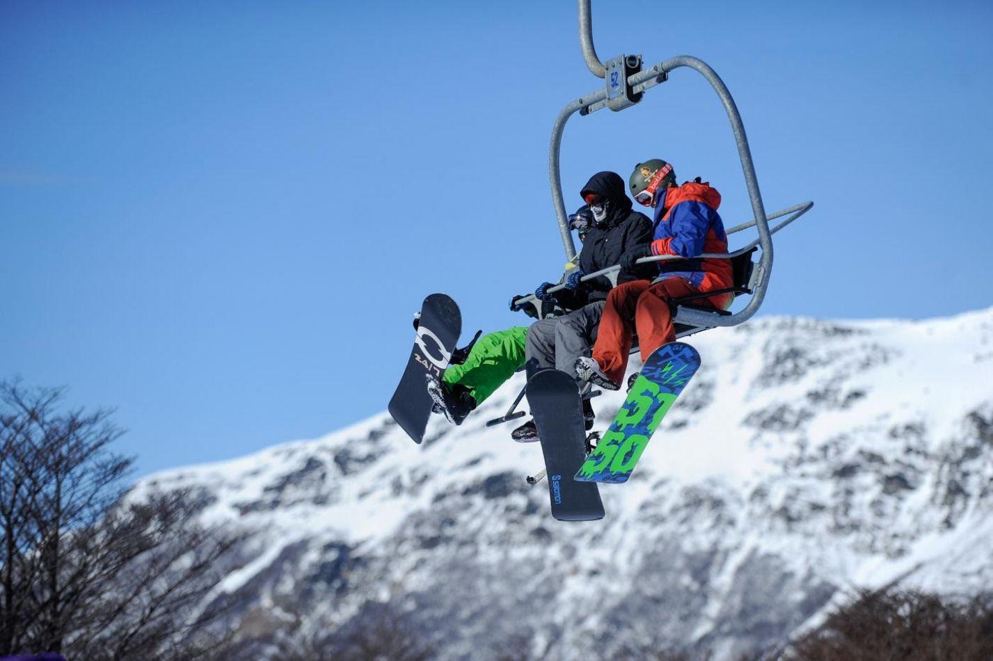 Ushuaia es el destino privilegiado para los amantes de los deportes invernales