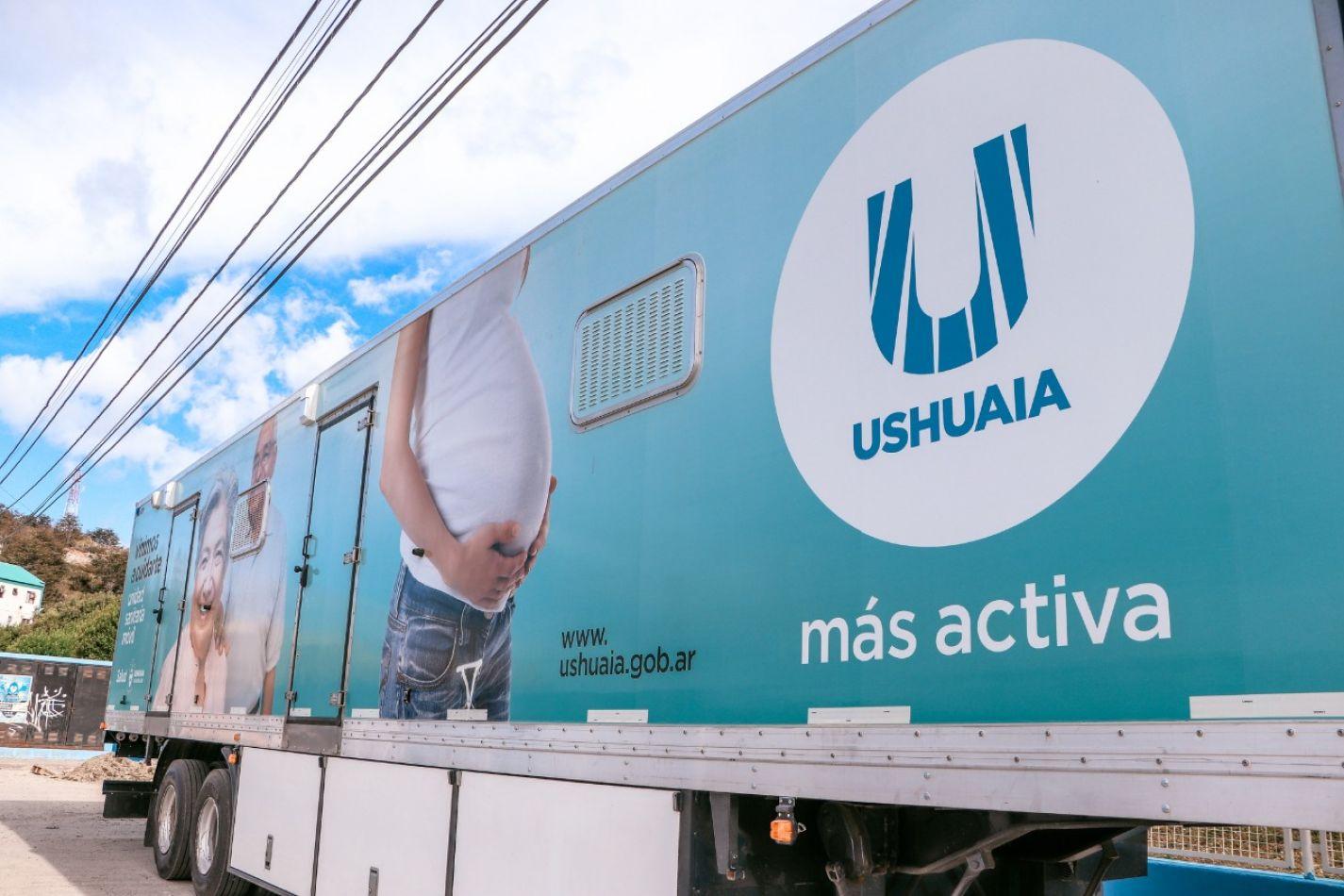 Desde el 2 de julio el camión sanitario atenderá en barrio Bahía Golondrina