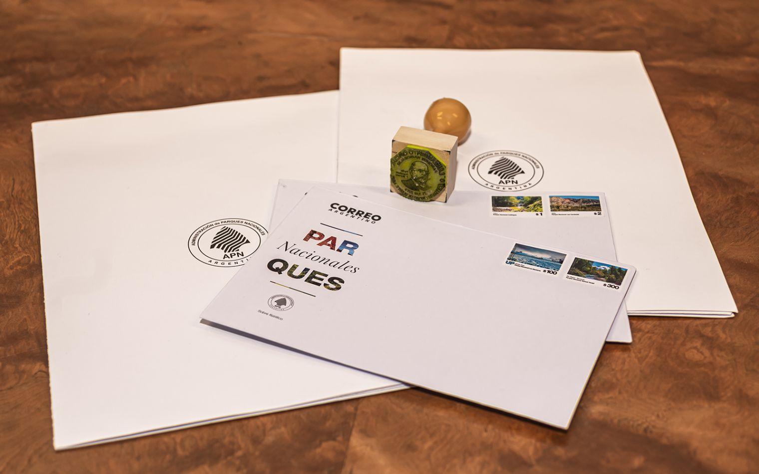 Los Parques Nacionales estrenan una colección de sellos postales