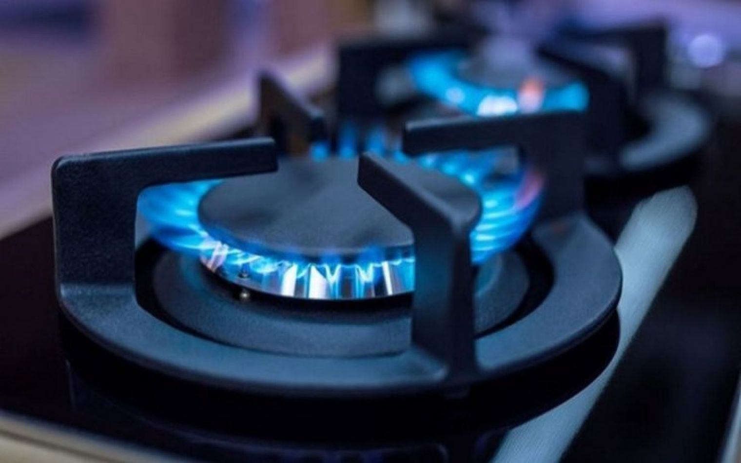 Se advierte el aumento de gas en un 60%