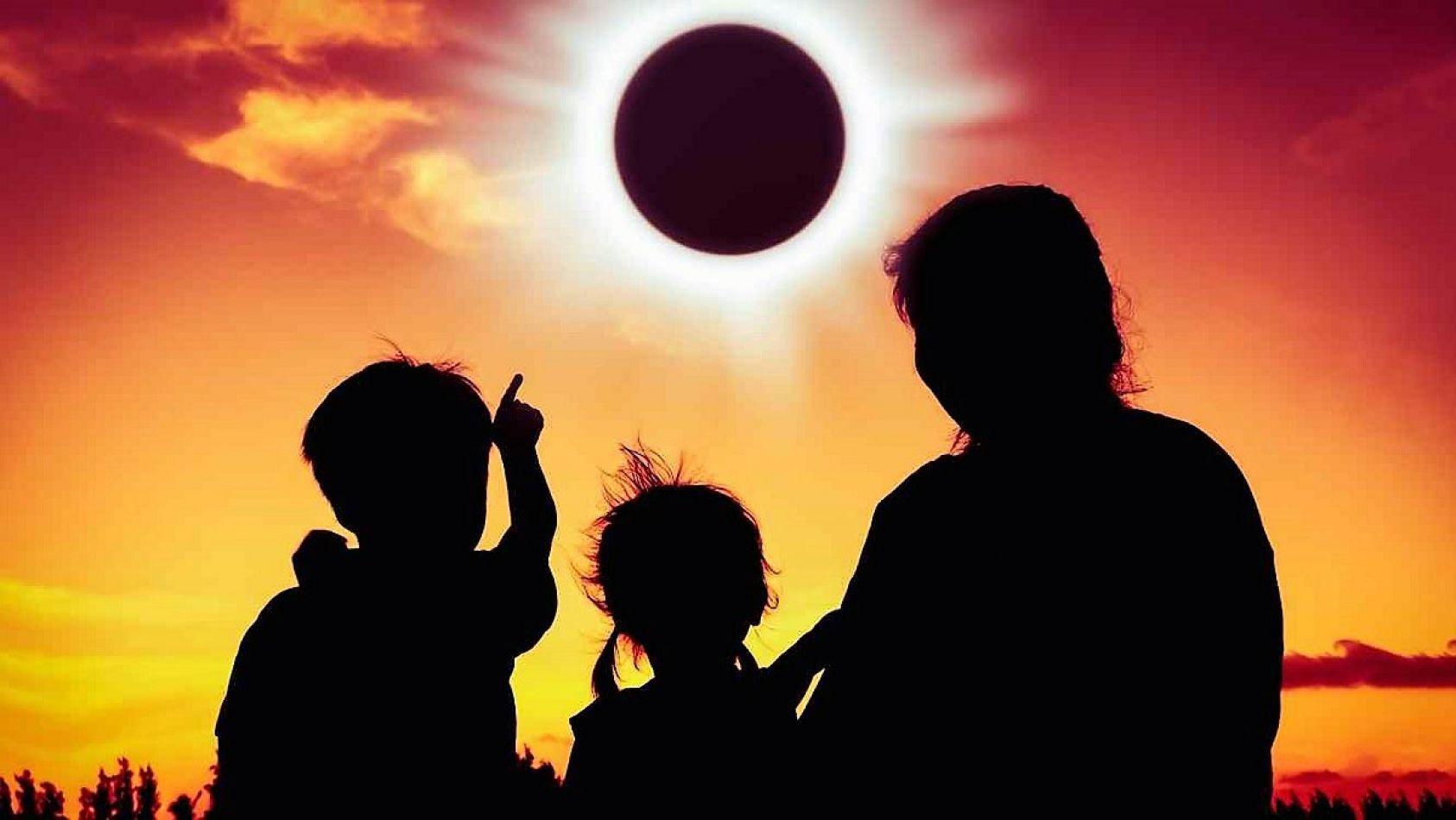 Cuenta regresiva para el gran eclipse solar