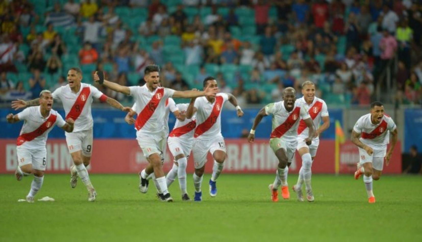 Perú finalista de la Copa América