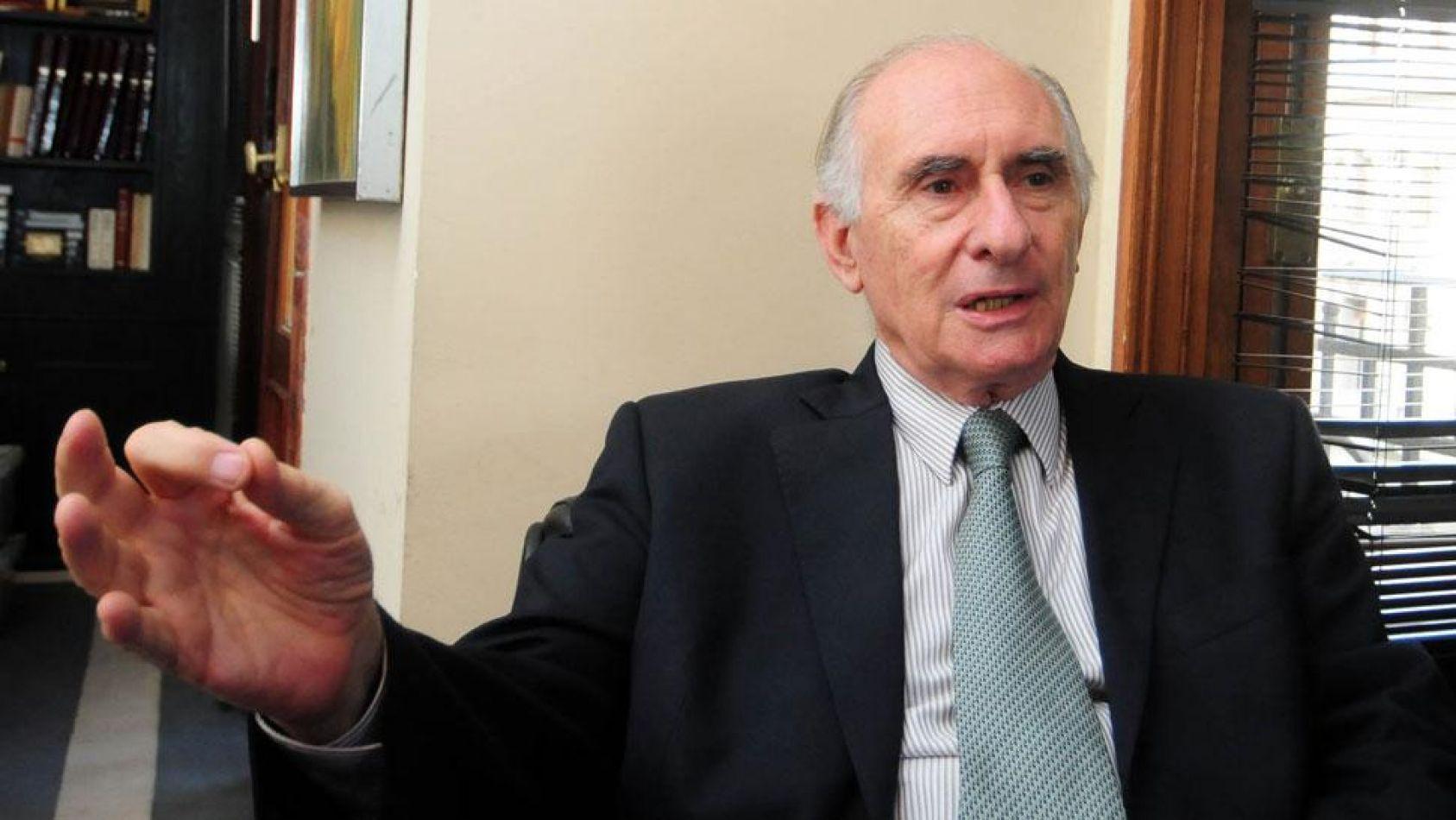 Ex presidente Fernando De la Rúa