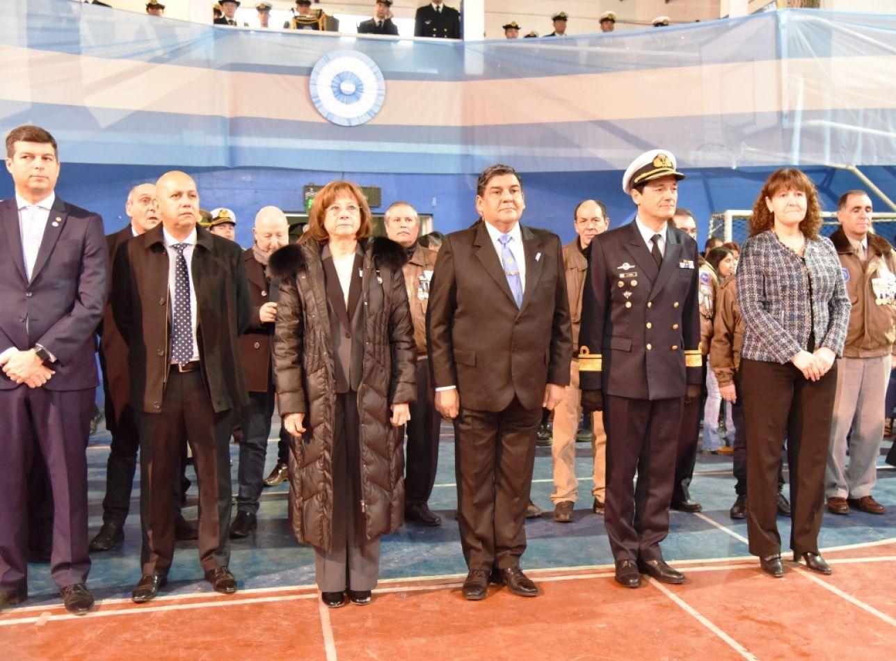 El Superior Tribunal de Justicia participó del 203º Aniversario de la Declaración de la Independencia Argentina